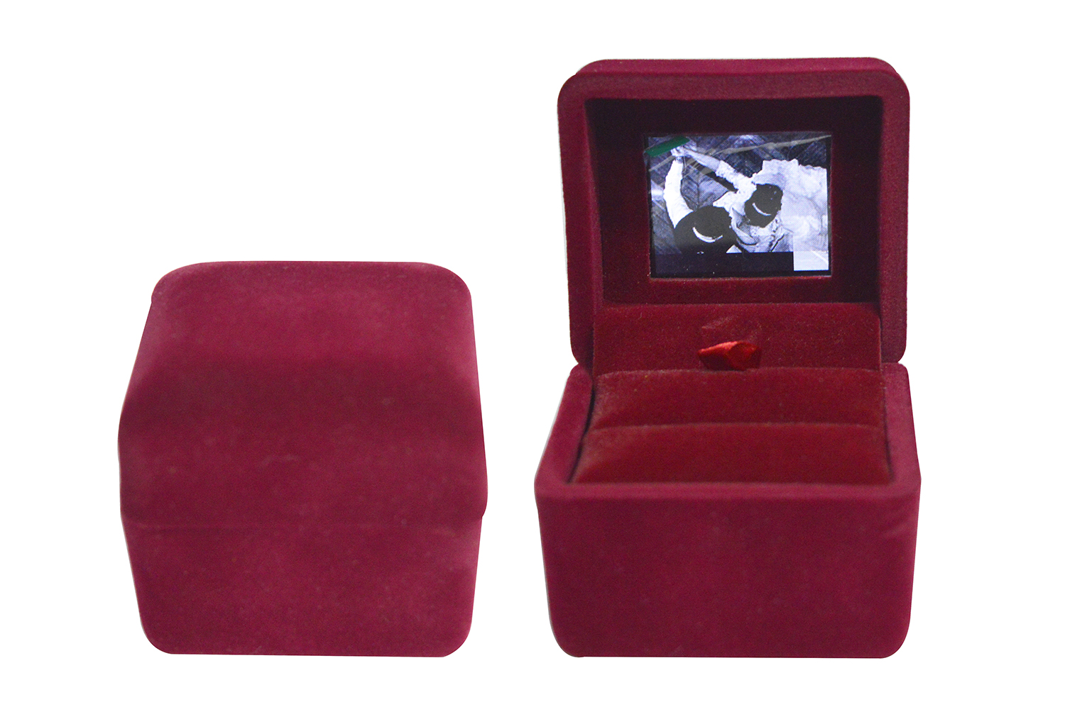LCD Jewellery Boxes