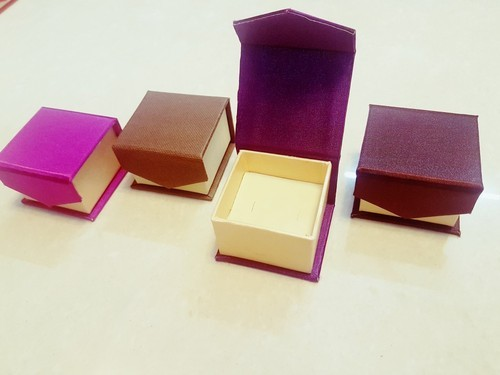 Paper Jewellery Boxes