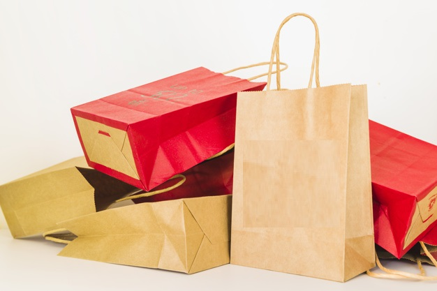 Craft Paper Bags